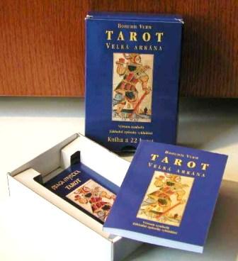 Tarot_komplet v krabicce