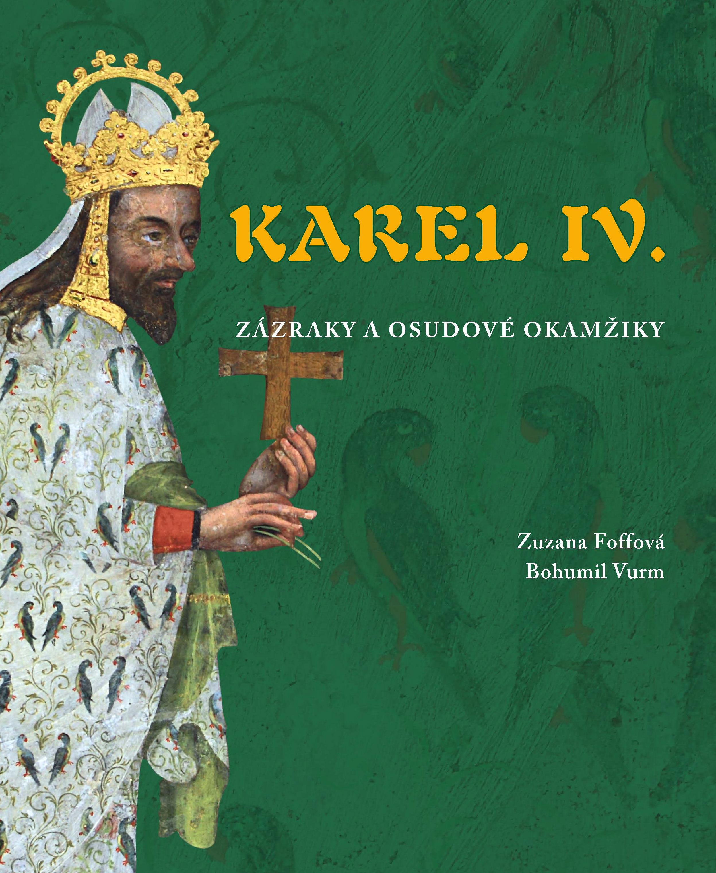 Karel IV. - Zazraky_obalka