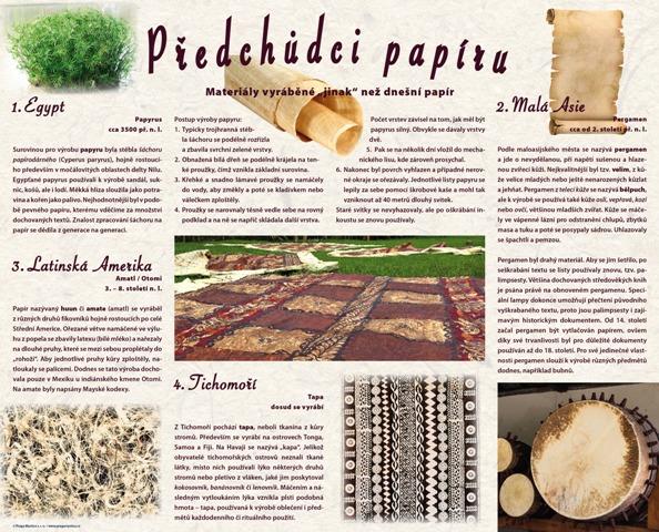 Predchudci papiru