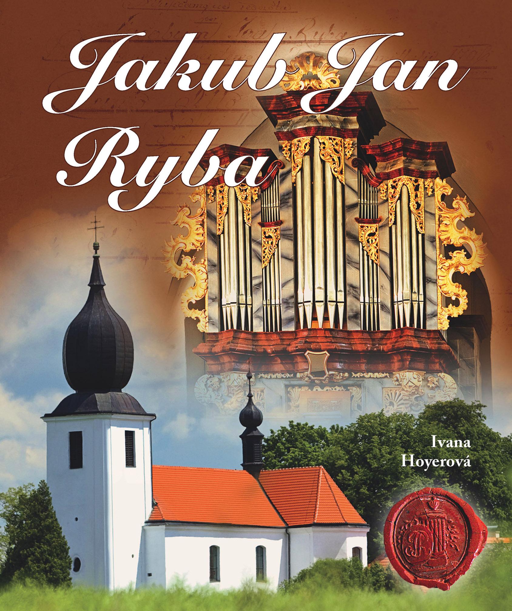 Jakub Jan Ryba - obalka